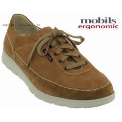 mephisto-chaussures.fr livre à Paris Lyon Marseille Mobils Kendrix Marron cuir lacets
