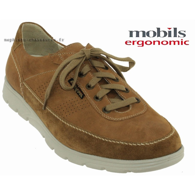 achat mephisto, Kendrix, Marron cuir chez www.mephisto-chaussures.fr (47572)
