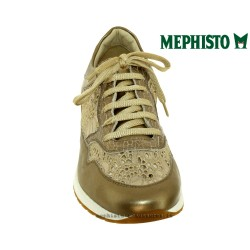 Mephisto Napolia Platine cuir basket-mode