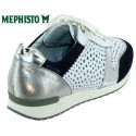 Mephisto Nadine Blanc/marine basket-mode