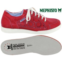 achat mephisto, Daniele_perf, Rouge cuir chez www.mephisto-chaussures.fr (47620)