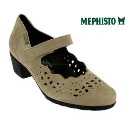 Mephisto Ivora Taupe nubuck a_talon