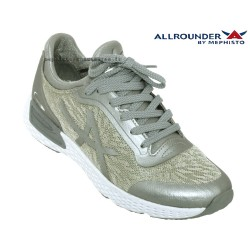 Mephisto Chaussure Allrounder Activity Gris basket-mode