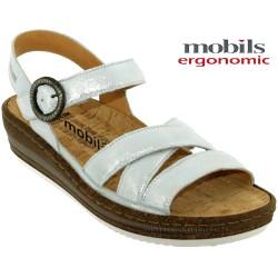 mephisto-chaussures.fr livre à Paris Mobils Lucie Gric clair cuir nu-pied