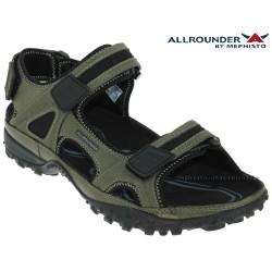 mephisto-chaussures.fr livre à Ploufragan Allrounder Regent Taupe nu-pied