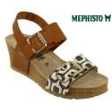 Mephisto Lissandra Marron cuir sandale