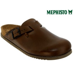 Méphisto tong homme Chez www.mephisto-chaussures.fr Mephisto NATHAN Marron cuir sabot