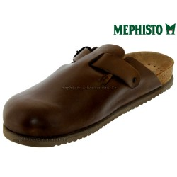 Mephisto NATHAN Marron cuir sabot