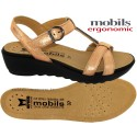 Mobils FELIZIA Beige rosé sandale