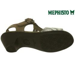 Mephisto Carine Taupe nubuck sandale