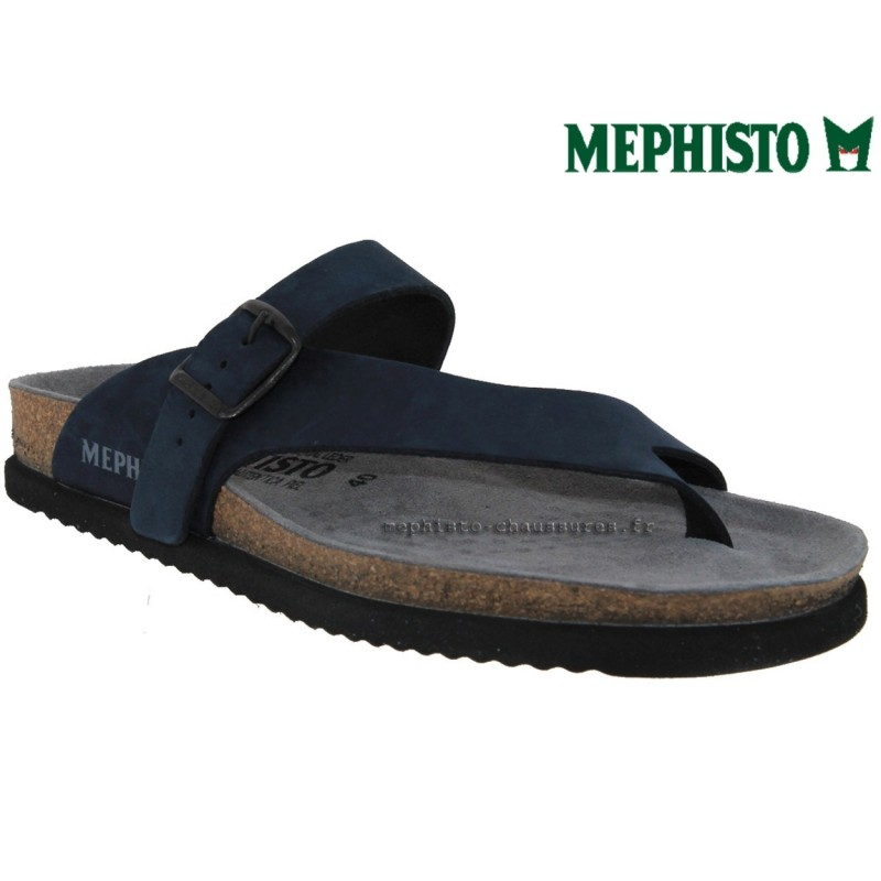 le pecq, HELEN, Marine nubuck chez www.mephisto-chaussures.fr (48754)
