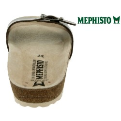Mephisto Nanouchka Taupe cuir mule