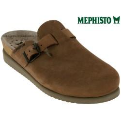 mephisto-chaussures.fr livre à Cahors Mephisto HALINA Marron nubuck sabot