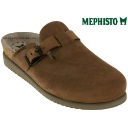 mephisto-chaussures.fr livre à Paris Mephisto HALINA Marron nubuck sabot