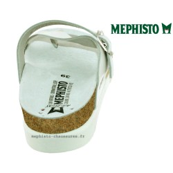 Mephisto HELEN Blanc cuir tong
