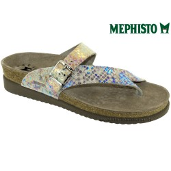 mephisto-chaussures.fr livre à Septèmes-les-Vallons Mephisto HELEN Taupe Multi tong