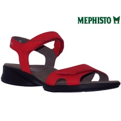 Mephisto Chaussures Mephisto Francesca Rouge nubuck sandale