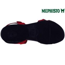 Mephisto Francesca Rouge nubuck sandale