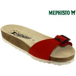 le pecq, Nanouchka, Rouge nubuck chez www.mephisto-chaussures.fr (49298)