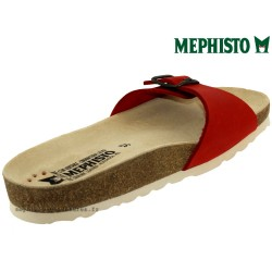 le pecq, Nanouchka, Rouge nubuck chez www.mephisto-chaussures.fr (49300)