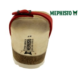 le pecq, Nanouchka, Rouge nubuck chez www.mephisto-chaussures.fr (49301)