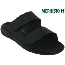 mephisto-chaussures.fr livre à Fonsorbes Mephisto Clayton Noir cuir mule