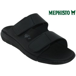 Mephisto Homme: Chez Mephisto pour homme exceptionnel Mephisto Clayton Noir cuir mule