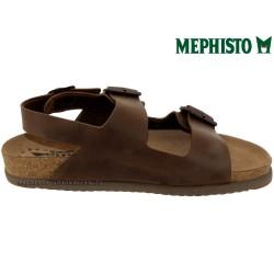 Mephisto Nardo Marron cuir nu-pied