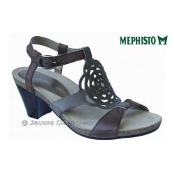 Sandale femme Méphisto Chez www.mephisto-chaussures.fr Mephisto CUMINA Marron cuir sandale