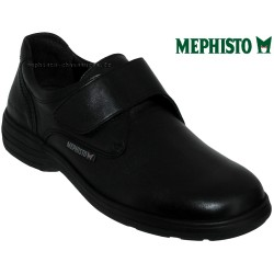 mephisto-chaussures.fr livre à Gravelines Mephisto Delio Noir cuir scratch