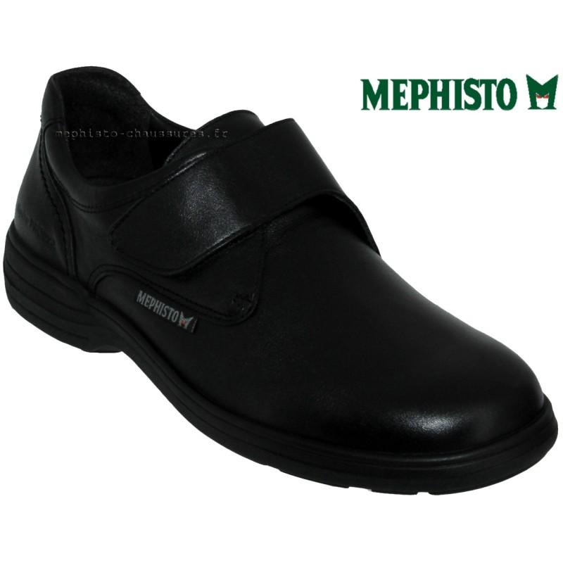 achat mephisto, Delio, Noir cuir chez www.mephisto-chaussures.fr (53581)