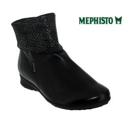 mephisto-chaussures.fr livre à Paris Lyon Marseille Mephisto FIDUCIA Noir cuir bottine