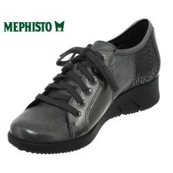 le pecq, Melina, Gris cuir chez www.mephisto-chaussures.fr (54530)