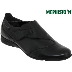 mephisto-chaussures.fr livre à Besançon Mephisto Viviana Noir cuir scratch