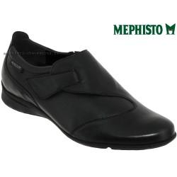 mephisto-chaussures.fr livre à Gravelines Mephisto Viviana Noir cuir scratch