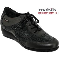 mephisto-chaussures.fr livre à Blois Mobils by Mephisto JACINTE Gris cuir a_talon_richelieu