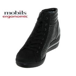 Mobils by Mephisto Pavina Noir cuir bottine