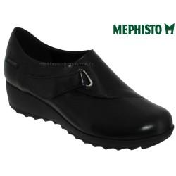 Distributeurs Mephisto Mephisto Alegra Noir cuir scratch