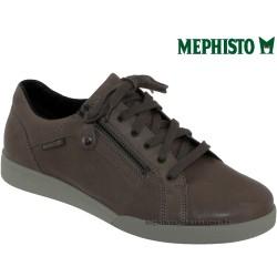 mephisto-chaussures.fr livre à Montpellier Mephisto Diamanta Marron cuir lacets_derbies