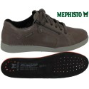 Mephisto Diamanta Marron cuir lacets_derbies