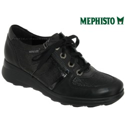 Distributeurs Mephisto Mephisto Jill Noir cuir a_talon_richelieu
