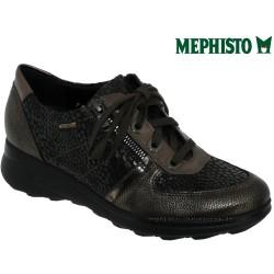 mephisto-chaussures.fr livre à Paris Lyon Marseille Mephisto Jill Marron cuir a_talon_richelieu