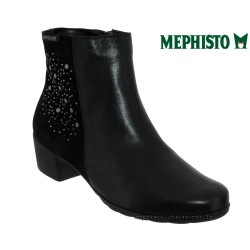 mephisto-chaussures.fr livre à Fonsorbes Mephisto Ilsa spark Noir cuir bottine