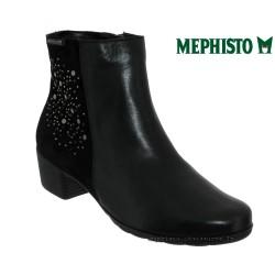 mephisto-chaussures.fr livre à Paris Lyon Marseille Mephisto Ilsa spark Noir cuir bottine