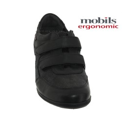 Mobils by Mephisto JENNA Noir cuir scratch