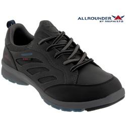 Mephisto Chaussures Allrounder Carbon-tex Noir basket_mode_basse
