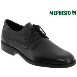 mephisto-chaussures.fr livre à Gravelines Mephisto Cirus Noir cuir lacets_derbies