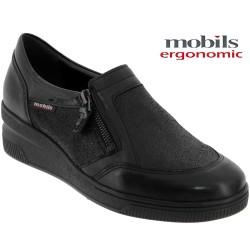 Mode mephisto Mobils by Mephisto Nissia Noir cuir a_talon_mocassin