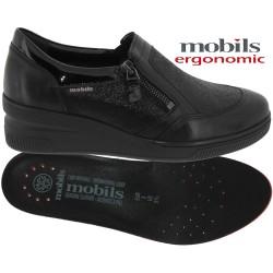 Mobils by Mephisto Nissia Noir cuir a_talon_mocassin