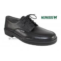 Mephisto Homme: Chez Mephisto pour homme exceptionnel Mephisto FRONTO Noir cuir lacets